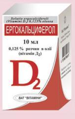 ERGOKALTSIFEROL