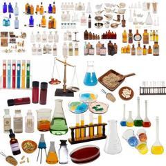Наборы посуды лабораторной стеклянной для