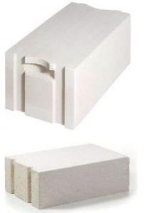 Блоки строительные  Аэрок