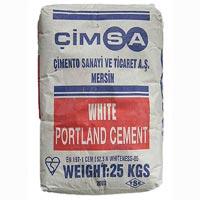 Cement white CIMSA