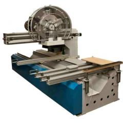 We Realize the milling woodworking machine with