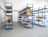 Ceiling racks