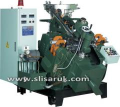 The machine for formation of the self-drilling