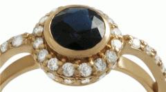 Кольца золото 585 пробы, вставки:
