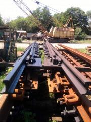 Railway railroad switches