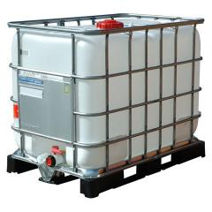 The container plastic – 1000 l (in the metal