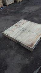 Pallet wooden secondary 1080х1080