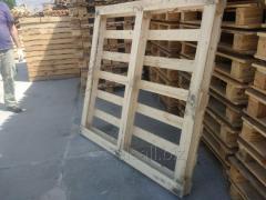 Pallet wooden secondary 1200х1200