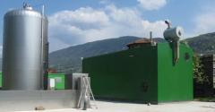 Power - Warm Generators and cogenerators, engines