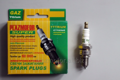 GAZ spark plugs for the cars working at fuel