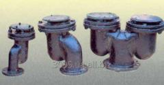 Вантузы аерационные для воды ДУ 50