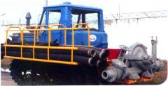 Unit of Water-removing AV-500. Equipment for