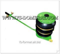 Jack pneumatic podkatny DP-3Ch