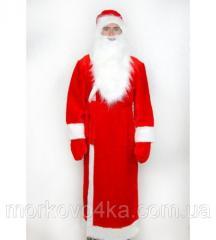 Оригинальный новогодний костюм Деда Мороза