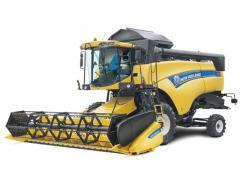 Комбайн New Holland СХ 6090 2013 г.в