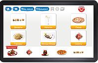 Электронное меню для ресторана и кафе SmartTouch