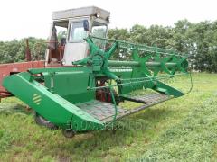 Harvester roll - ZhVU-5,1
