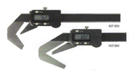 Caliper prismatic with digital indication of SGM
