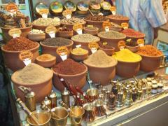 Trigonella (fenugrek), Spices and spicery natural