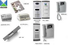 Цифровая многоквартирная система консьерж. Alcad