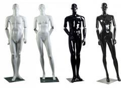 Робот манекен