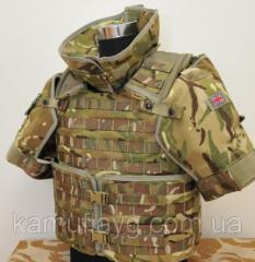 Британский  OSPREY MK4 класс защиты 5