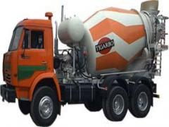 Товарный бетон М250 (В-20)