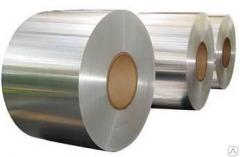 Tape aluminum AD1 N (roll) of 1105 A M of AMG2 of