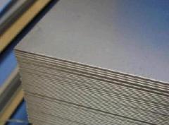 We cut sheets of steel 12kh18n10t 08kh18n10t