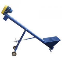 Conveyor shnekovy conveyor, screw conveyor, TRSh