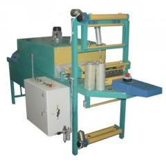 The packing thermoshrinkable machine for packing
