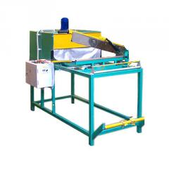 Thermopacking thermoshrinkable packing machine of