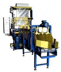 Автоматическая пакетоделательная машина УИП60А
