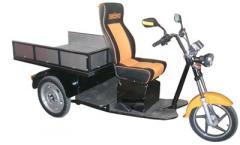 Электротрицикл грузовой