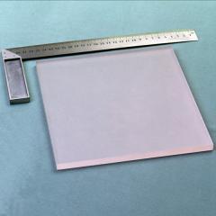 Элементы оптические из сапфира. Оптические окна и заготовки прямоугольные