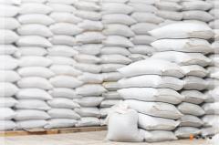 Bags polypropylene 100kh150sm white Ukraine