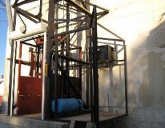 Лифты строительные мачтовые грузопассажирские