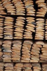Panel de pared - Revestimiento fortín de pino -