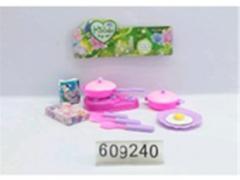 Игрушки для девочек (набор посуды) CJ-0609240
