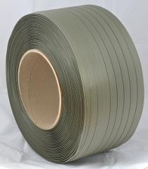 Стреппинг лента полипропиленовая 16 х 0,8 зеленая