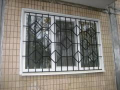 Грати на вікна київ купити-Решетки на окна