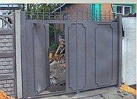 Ворота кование хвыртки калитки -Гаражные ворота