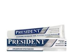 Зубная паста PresiDENT Вайт