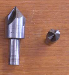 Countersinks are conic