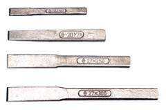 Зубила слесарные L160                    L200                    L250                    L300                    L320