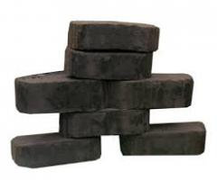 Briquettes are peat, briquettes from pea
