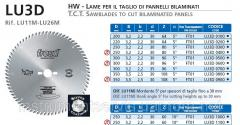 Пила Freud LU3D0600 -основная дисковая