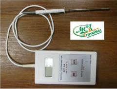 Thermometers are electronic