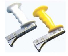 Knives for edges