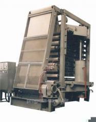Automatic filter press RCU 25